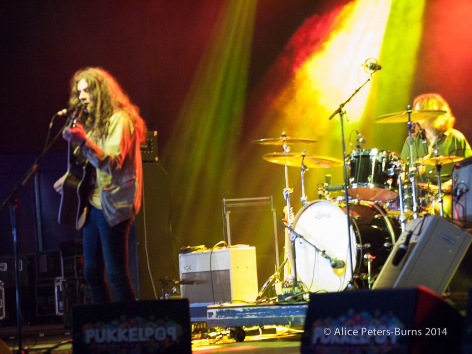 Kurt Vile - Pukkelpop by Alice Peter-Burns