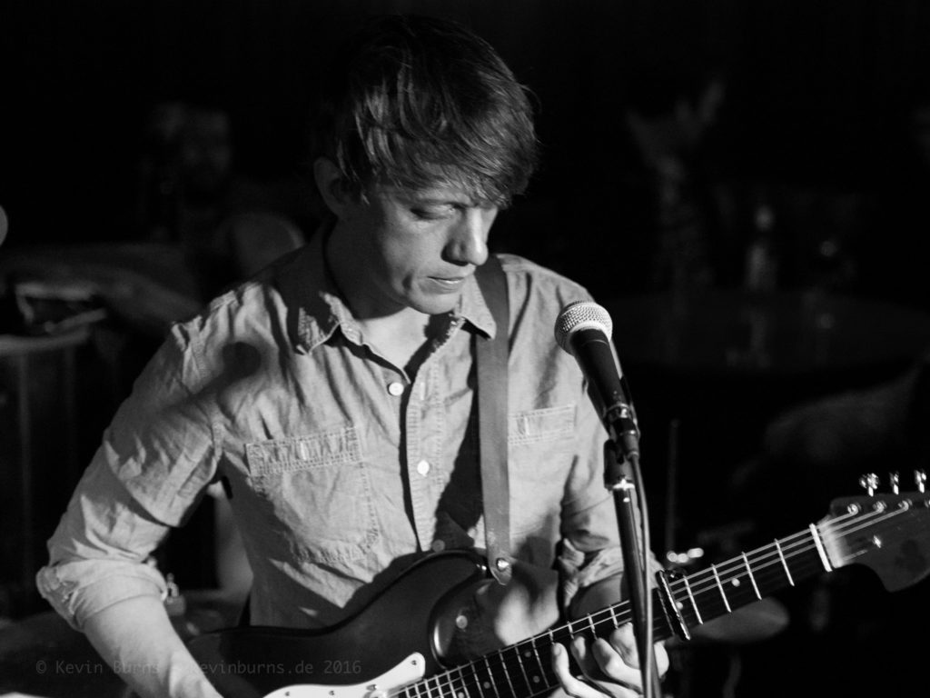 Steve Gunn & The Outliners Interview November 2016