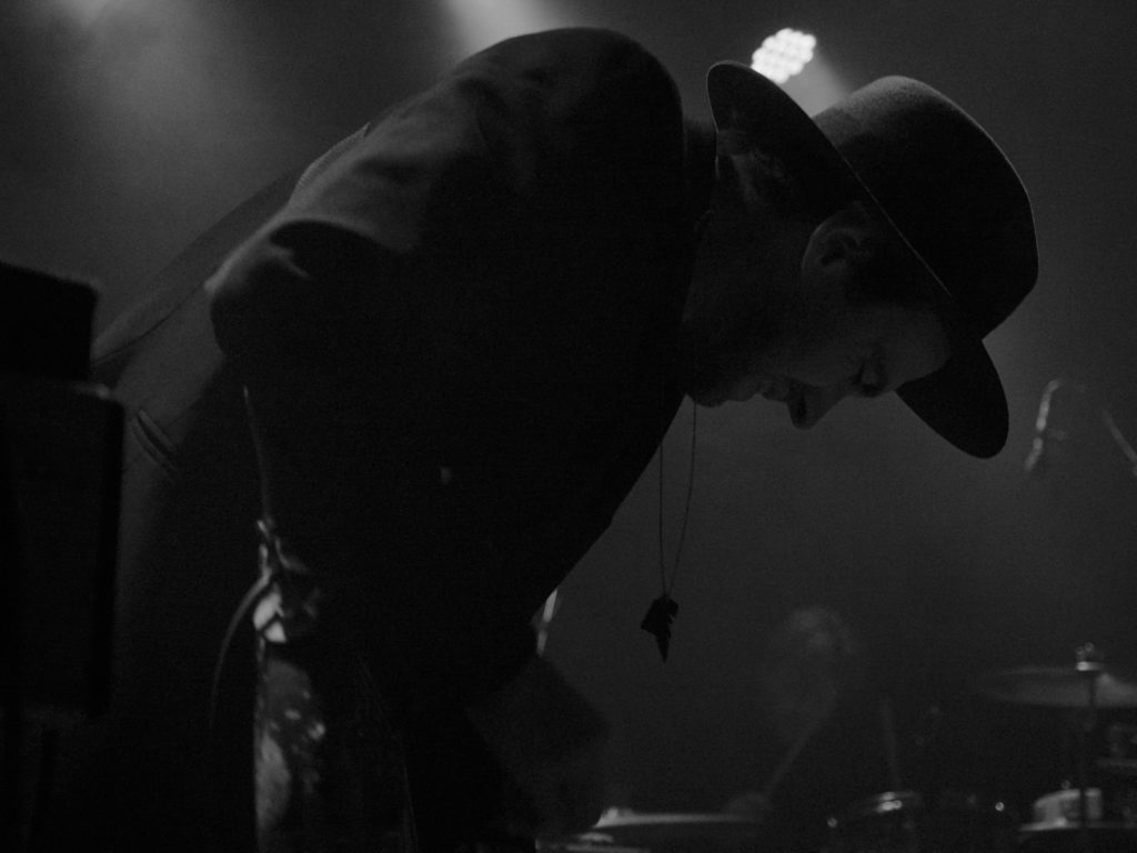 The Veils - Finn Andrews ©Kevin Burns 2017
