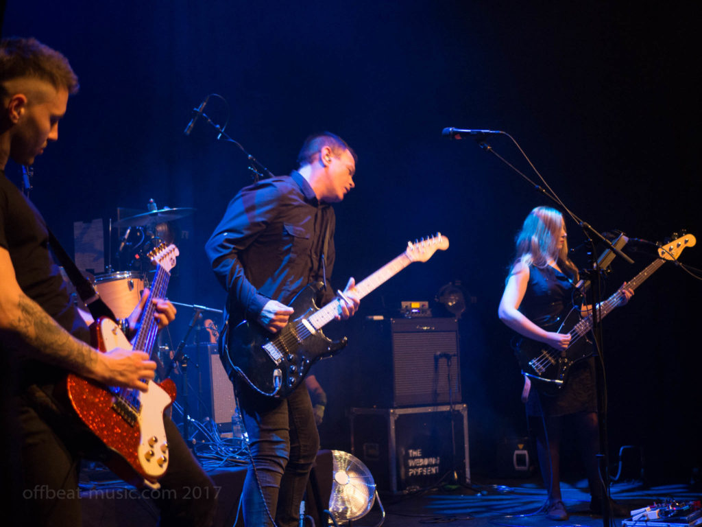 The Wedding Present @ Nieuwe Nor Oct 21st & interview