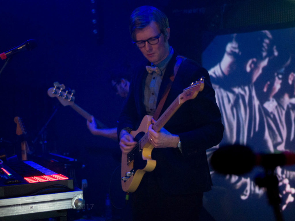 Public Service Broadcasting Interview, Yuca, Cologne, Nov 26th