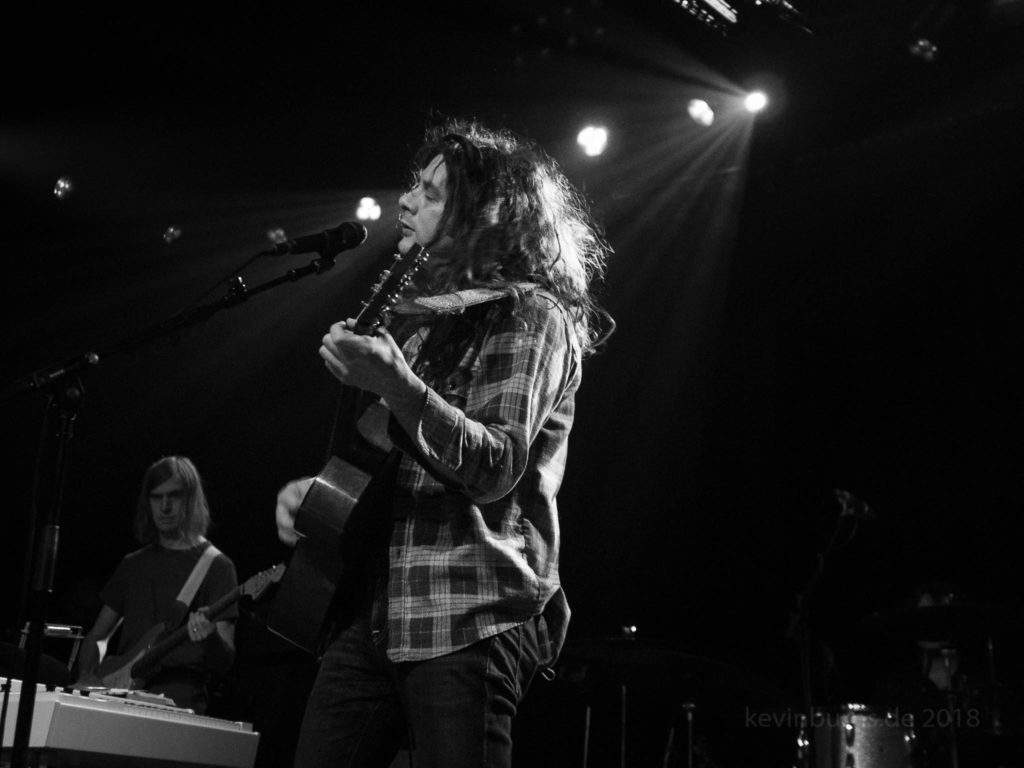 Kurt Vile & The Violators and Mary Lattimore & Meg Baird at Kantine, Cologne, Germany, Nov '18