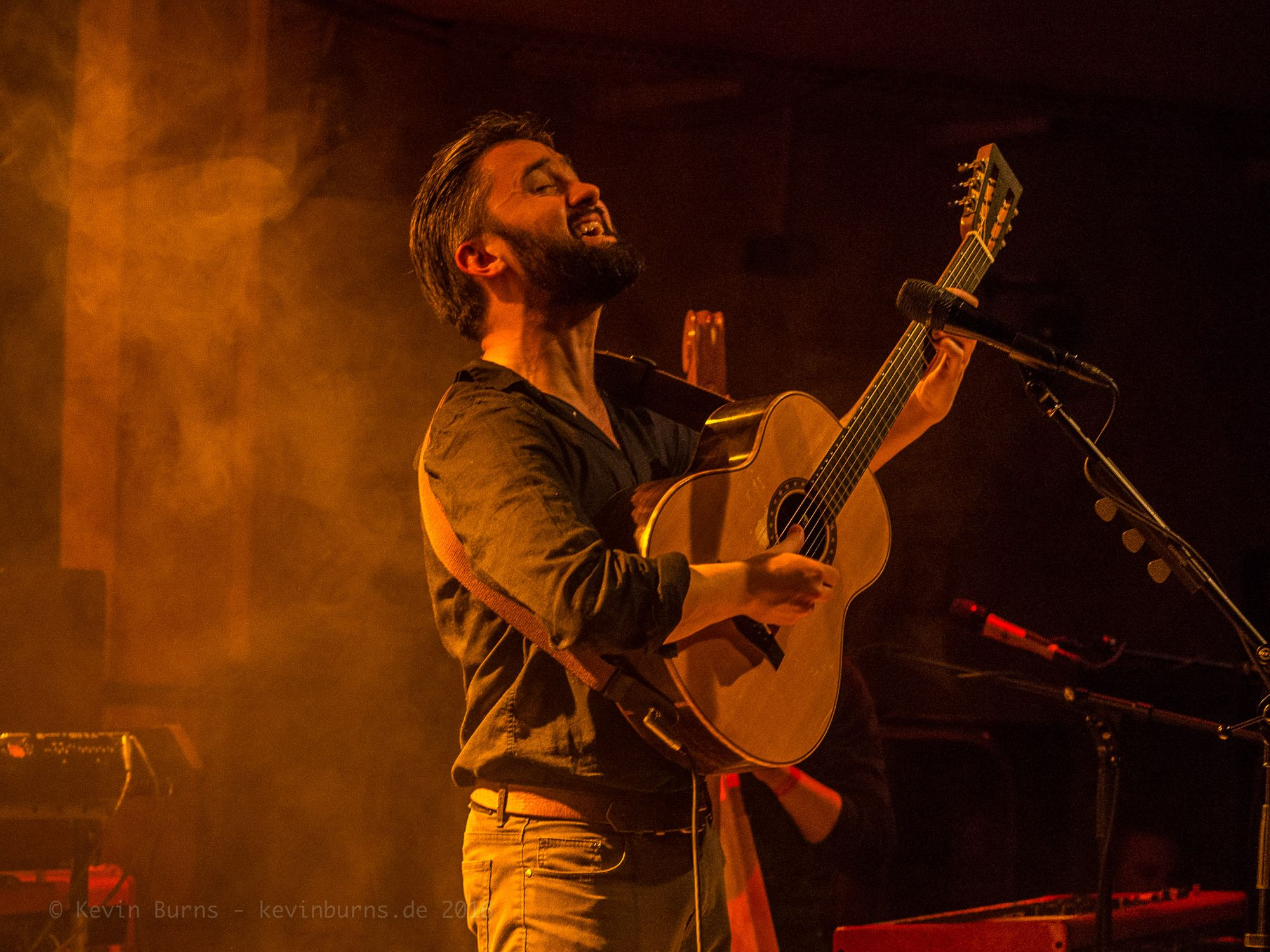 Villagers gig review and interview