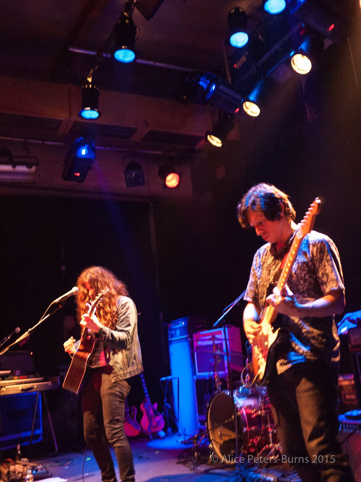 Concert review, Kurt Vile, Cologne, Nov 12th 2015