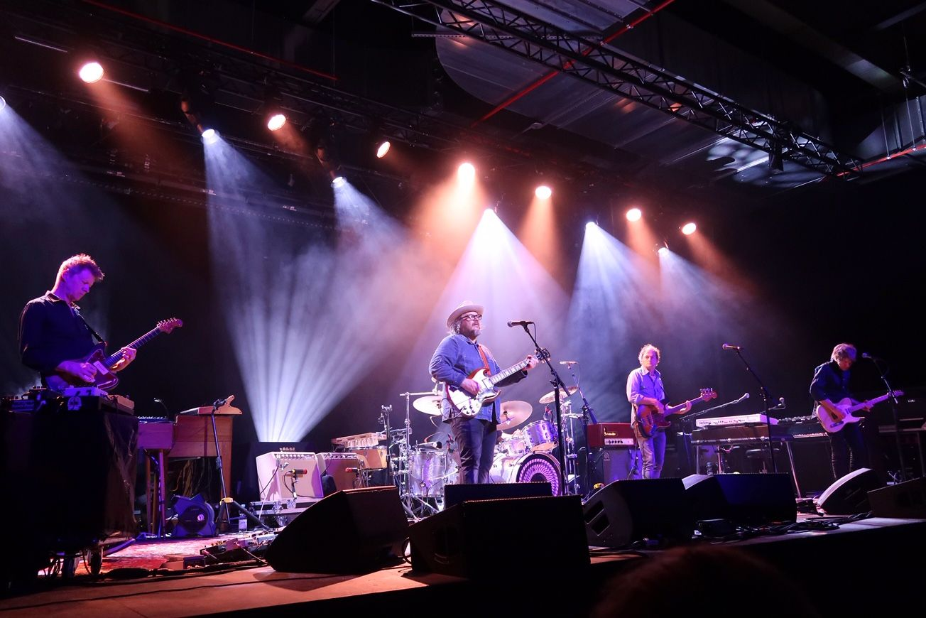 Wilco, Carlswerk, Cologne, Sep 13 2019