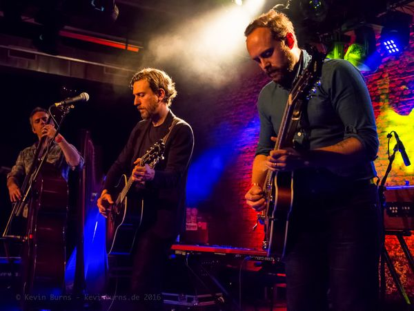 Great Lake Swimmers @Muziekgieterij  & interview
